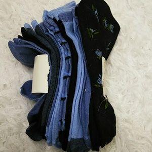 Modern Heritage 10 Pair Low Cut Socks
